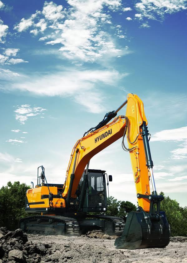 escavatore Hyundai serie HX C54a2b6b-859c-4336-af15-a8adbc7aa460