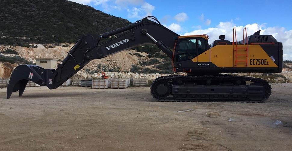 escavatore cingolato EC480EL E7c93917-937e-43e8-a06e-c23b277c63d4