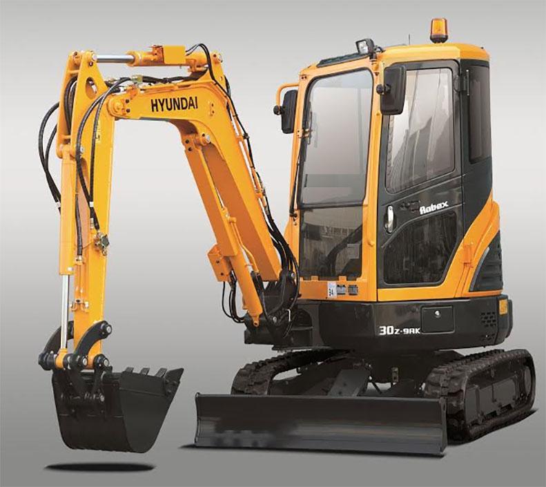 escavatore Hyundai serie HX F458db3e-fbe9-486d-acb3-30287bdeb133