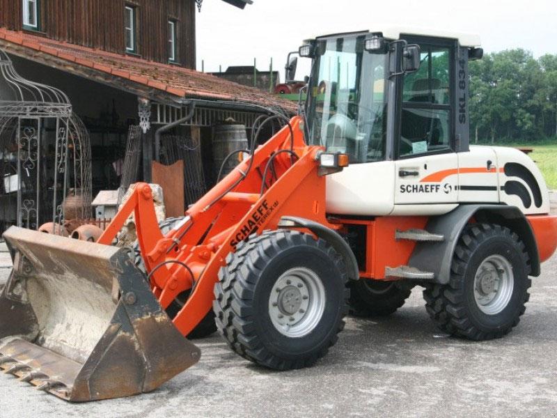 Schaeff   macchine industriali F643c899-4846-463d-a9b5-9788ccff73e0