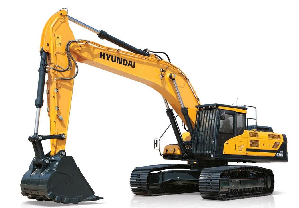 escavatore Hyundai serie HX Fec9c454-f062-4ab6-adbc-a386cc3664a3